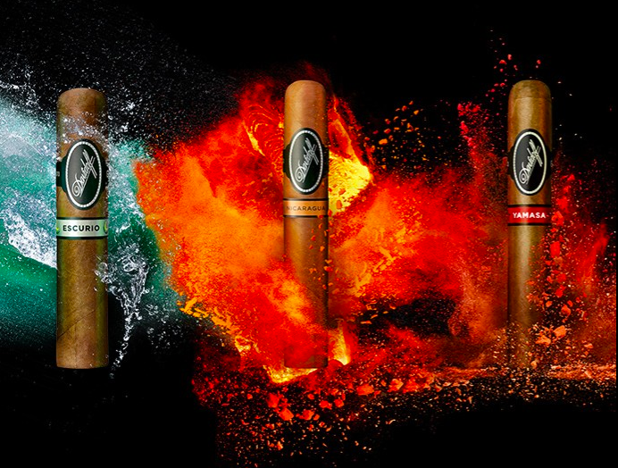 Davidoff Cigars - Taste The Elements