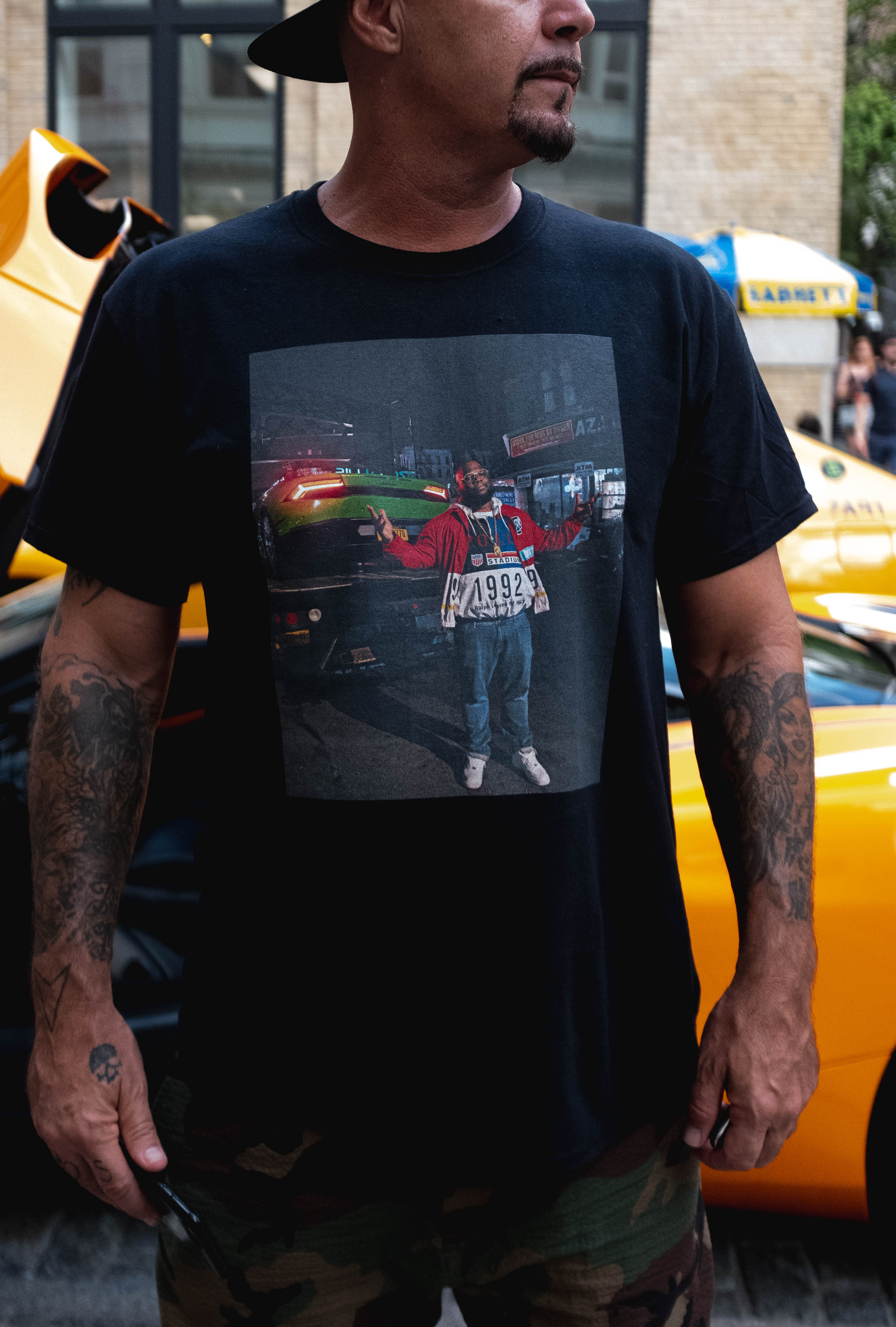 MEMBERS ONLY - Lambo T-Shirt Size Large