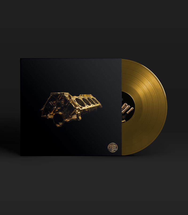 MEMBERS ONLY Signed L/E Vinyl (Gold)