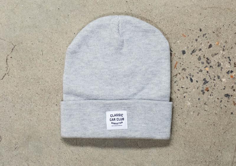 Grey CCC Beanie